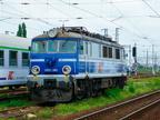 EP07-382 -- EU07 PKP Intercity oczekuje na zatrudnienie na stacji Warszawa Wschodnia.