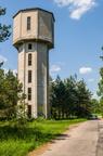 Wieża wodna st. Czerwony Bór