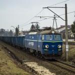 ET22-162 ze składem z Ostrołęki przejeżdża przez Wyszków. Pozdrawiam maszynistę.