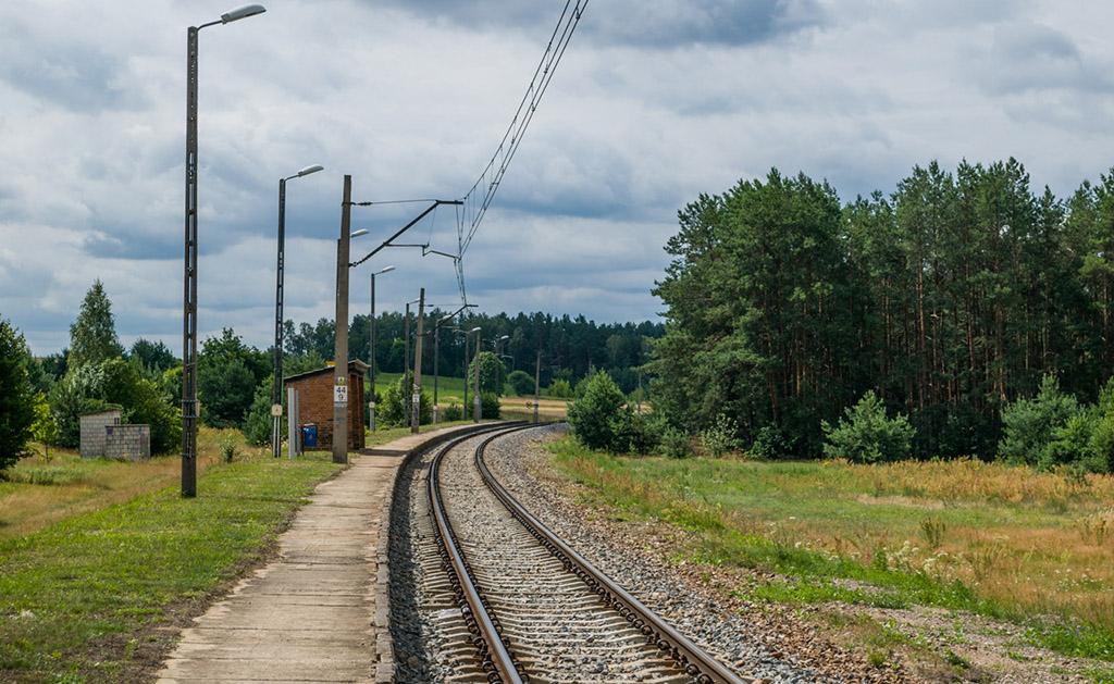 Krótki raport z prac na linii Tłuszcz – Ostrołęka
