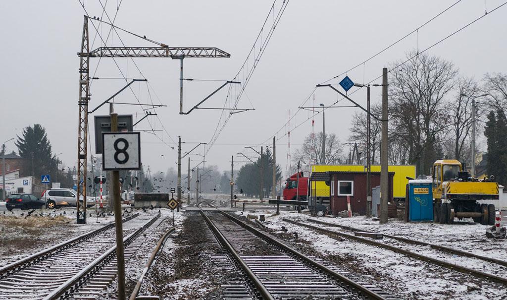 Podwyższenie prędkości szlaku Wyszków – Mostówka